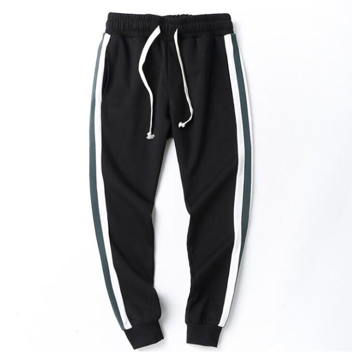SKSP002 製造男裝運動褲款式   設計拼色運動褲款式  跑步褲  運動褲   自訂休閒運動褲款式   運動褲中心