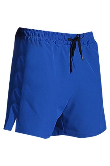 SKSP016 製造運動短褲 訂做健身 跑步 馬拉松 訓練 運動短褲 運動短褲供應商 速乾