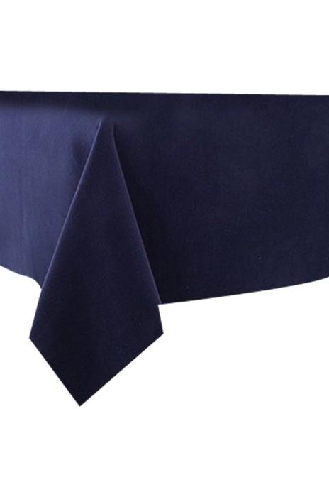 SKTBC027 訂購酒店會議加厚呢子布枱套  設計方形墨綠色枱套  供應呢布雙層復合呢枱套 枱套製造商
