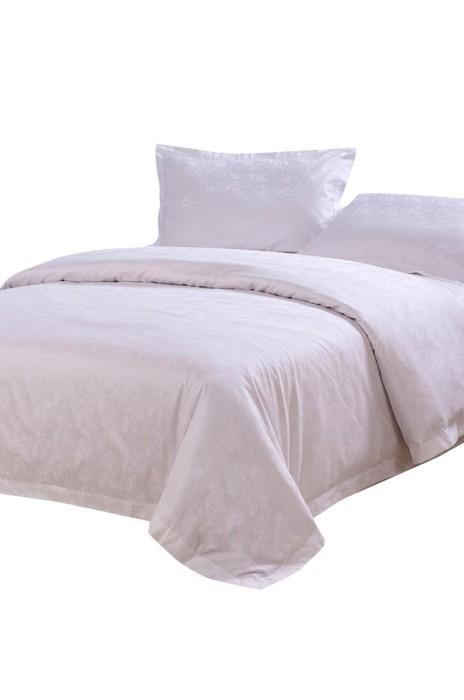 SKBD006  訂購酒店床上用品四件套 小鳳尾花賓館床套 網上下單酒店布草  床套 被套 床上用品專門店 120cm 150cm 180cm 200cm