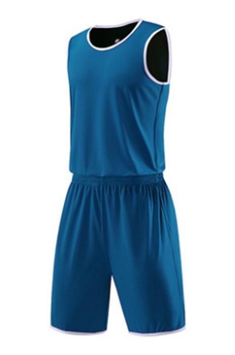 SKWTV037 設計背心籃球衫 透氣比賽訓練隊衫 波衫製衣廠