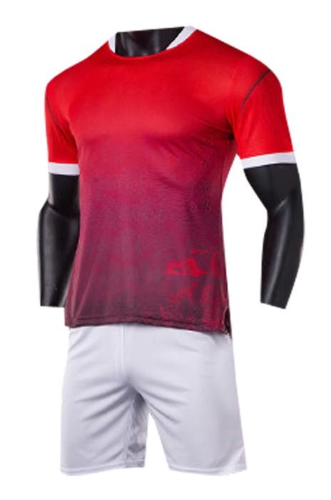 SKWTV051 訂製足球訓練衫套裝 立體修身 波衫製衣廠