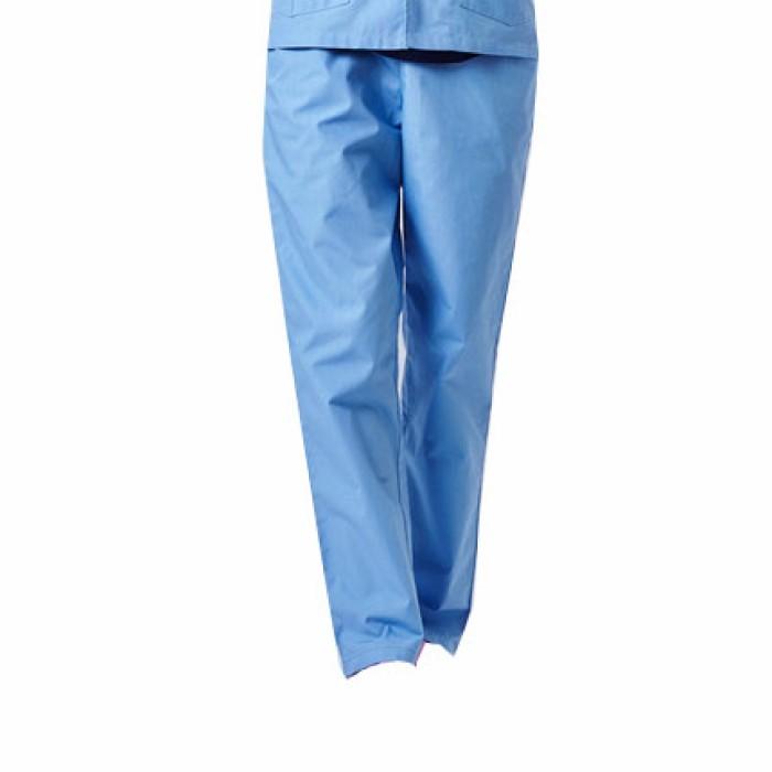 SKSN004 自製手術袍褲 實驗室工作長褲 醫生褲 護士褲  手術袍褲工廠