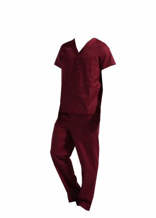 SKSN010 設計手術袍 手術室 醫生服 護士洗手服  刷手服 手術袍生產商