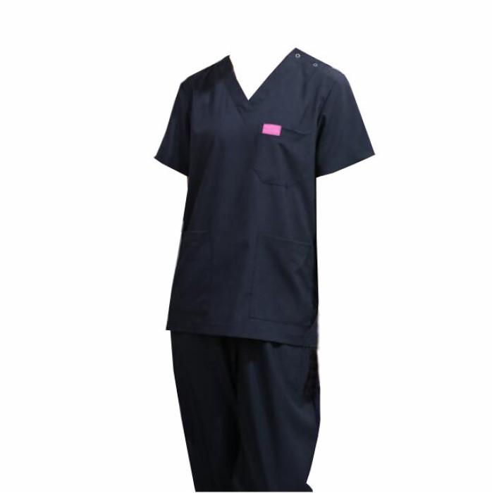 SKSN016 訂造手術袍 短袖洗手服 醫院制服 分體套裝  刷手服 手術袍工廠