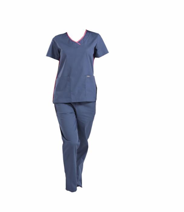 SKSN018 設計手術袍 護士服 洗手服 隔離工作服洗手衣 刷手服 手術袍專門店