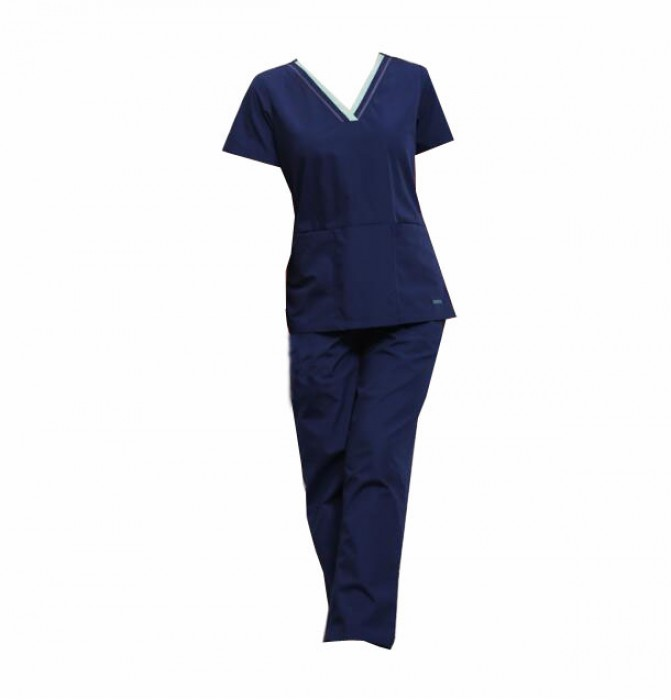 SKSN020 設計手術袍 寵物醫院醫生服  護士服工作服套裝  刷手服 手術袍廠房