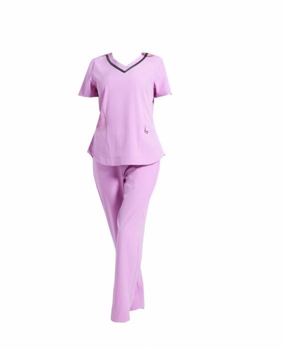 SKSN022 製作手術袍 美容院工作服  護士服  刷手服 整容醫院手術服  手術袍製衣廠