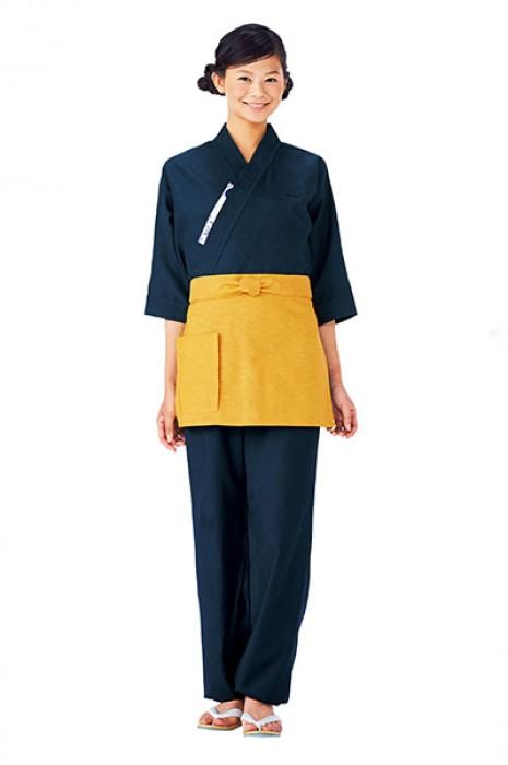 SKBB007 製造日式餐廳圍裙 短款半身圍裙 日式圍裙 圍裙hk中心