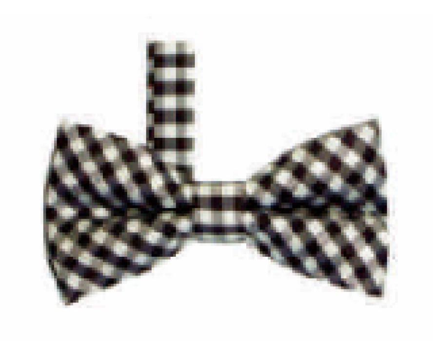 SUBO07 設計格子紋領結 訂購蝴蝶結領呔  來樣訂造領結 領呔供應商