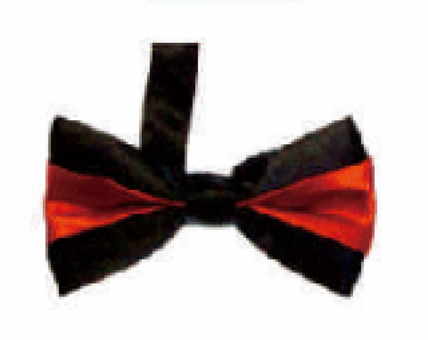SUBO08 製作時尚蝴蝶結領帶   網上下單撞色蝴蝶領帶 領結製造商