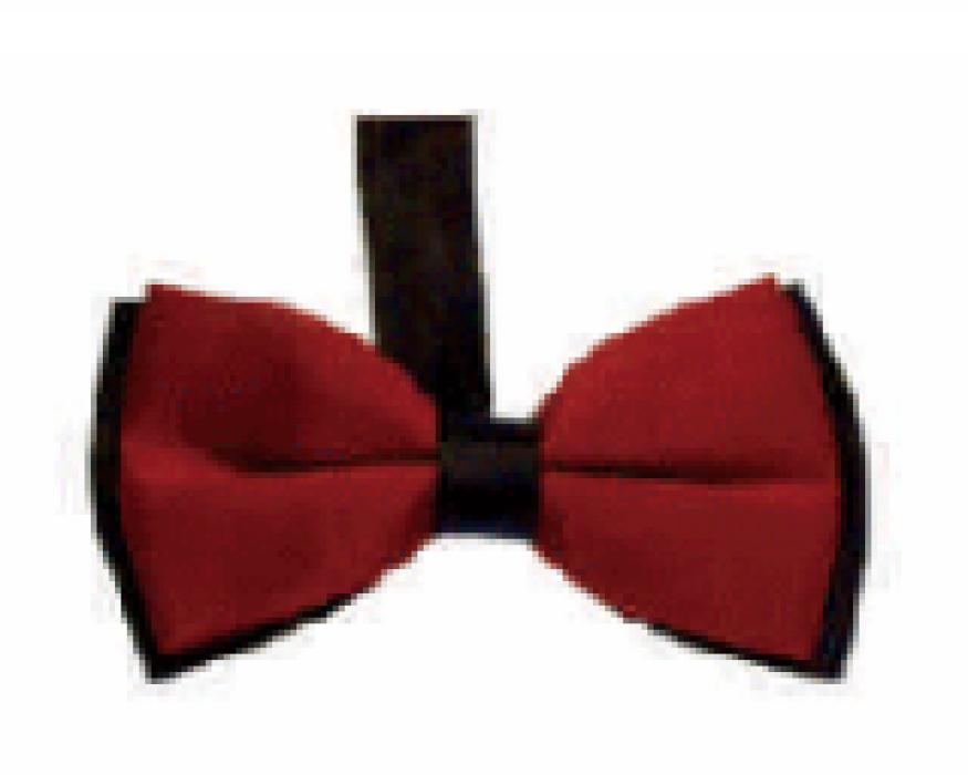 SUBO11 設計男女士 雙色拼接撞色領結 新郎伴郎 晚會表演領呔 領結生產商