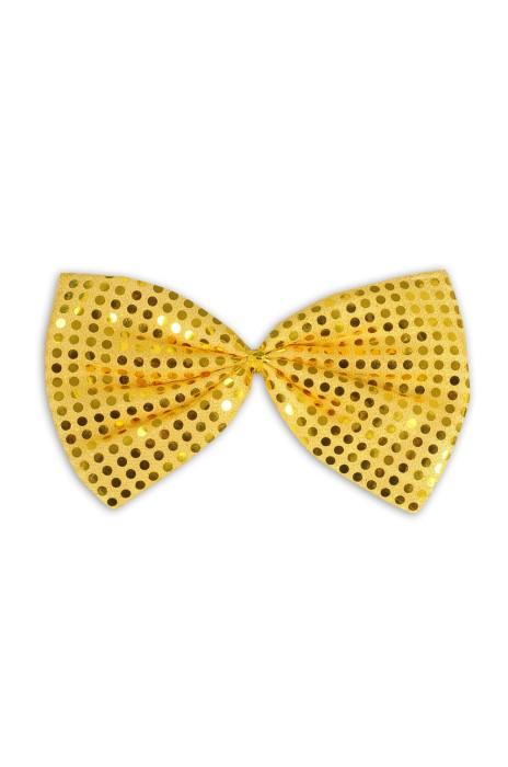 SUBO15 設計兒童男女舞會表演領結 珠片蝴蝶結領結 大號亮片領結 鄭觀應公立學校 領結製造商