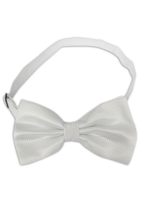 SUBO22 訂做婚禮職業領結 伴郎領結 亮鉆格紋領結 領結供應商
