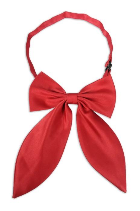 SKCF16 訂做英倫領花學院風 空姐銀行酒店職員純色蝴蝶結 領花供應商