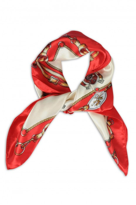SKN23 製作韓版高级時尚小方巾 絲巾 女百搭裝飾用圍巾 領巾專門店