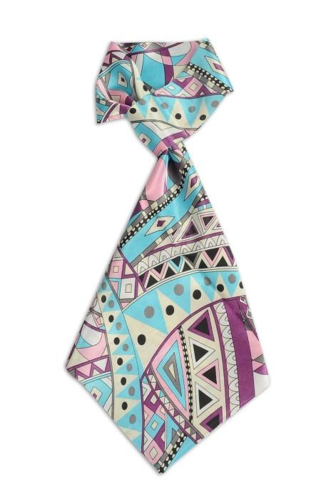 SKN31 訂製女春秋領巾 時尚百變絲巾 銀行 空姐 商務時尚裝飾絲巾 領巾生產商