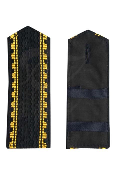SKAB002 訂製保安臂章 胸牌 織花肩章 服飾配件