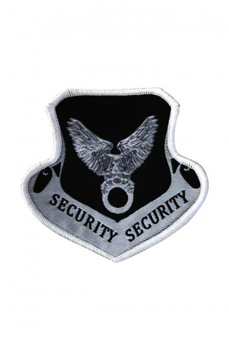 SKAB007 訂做保安臂章肩章 保安服裝配飾