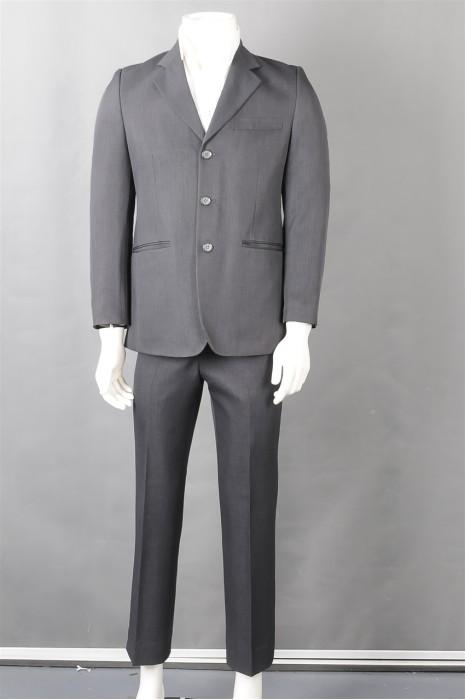 iG-BN-CN-049 设计男装正装西装 度身订造修身西装 男西装制造商