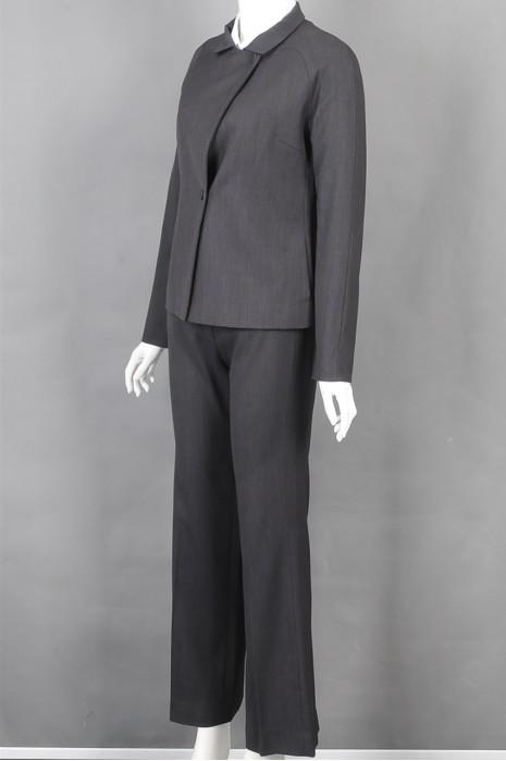 iG-BD-CN-154 制作裤装女西装  网上下单女西装 女西装供应商