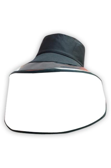 SKFM006 訂製防飛沫鴨舌帽棒球帽 面罩循環使用 設計防飛沫口水 防護罩帽  個人防護裝備 棄頭罩 通風頭罩 擋飛沫 擋沙塵 防護帽  可拆式設計  防飛沫帽