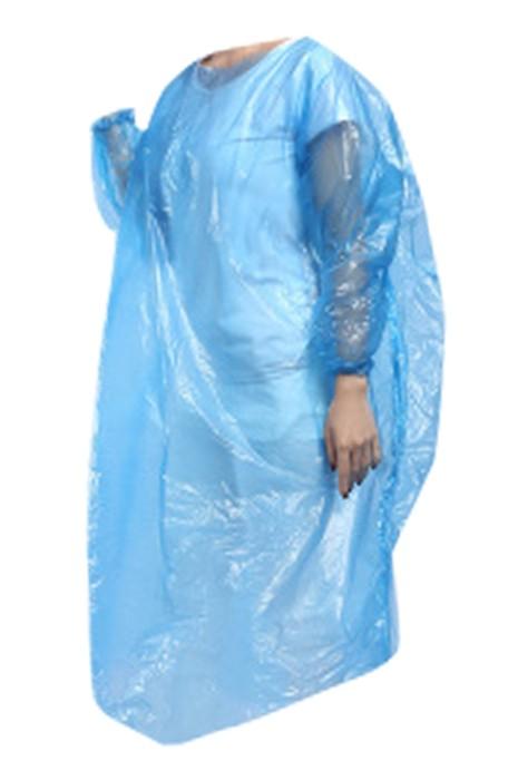 SKRT026 網上訂購一次性連帽抽繩雨褸 設計袖口鬆緊雨褸 雨褸供應商 旅遊 戶外  輕便雨衣批發  輕量雨衣