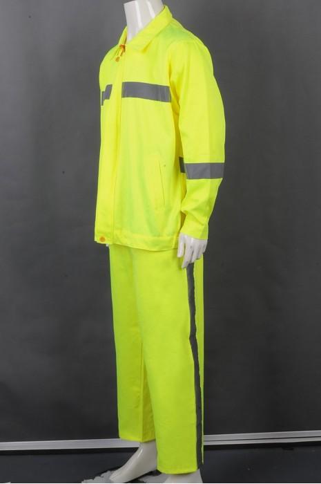 iG-BD-CN-082 网上下单订购防护安全套装工业制服 制造反光条工业制服 工业制服中心