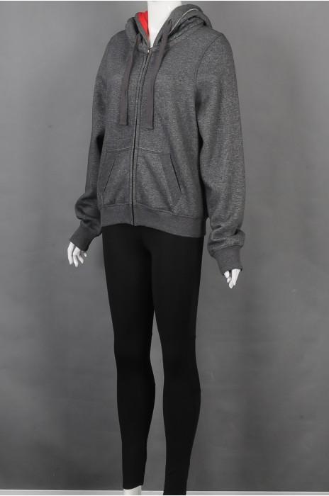 iG-BD-CN-192 设计卫衣外套团体制服 制造紧身裤团体制服 团体制服供应商