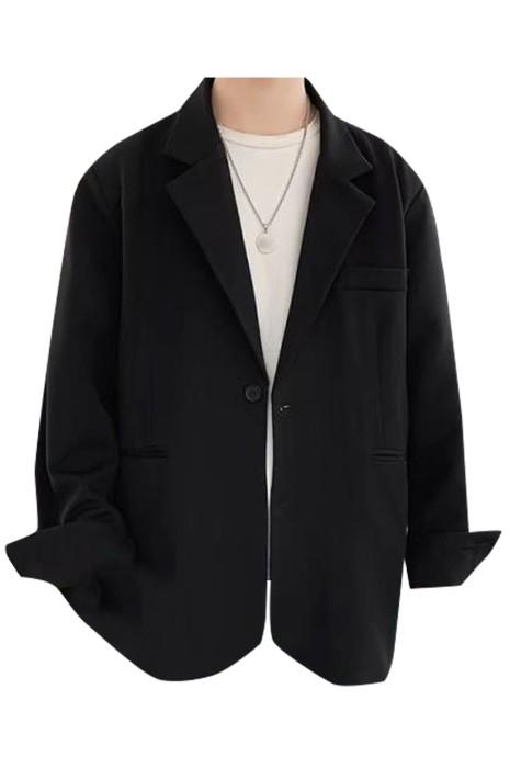 SKMS007  供應男裝寬袖西裝 設計單排紐扣休閒西裝 西裝專門店