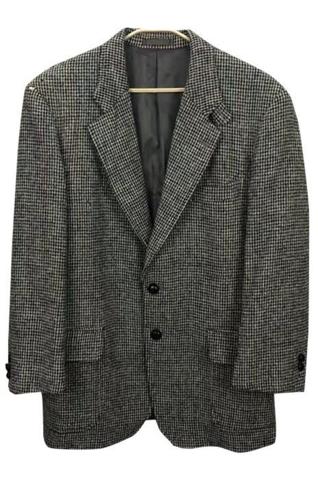 SKMS014   訂購古著男式羊毛西服   英國產英倫復古西裝     獵裝西裝男