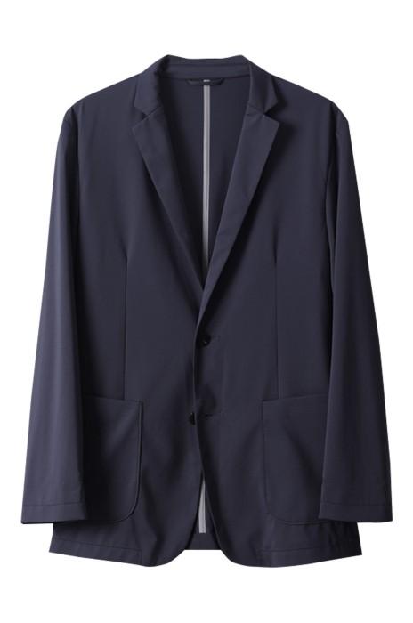 SKMS022   商務休閒運動西裝   柔軟  像運動衣一樣舒服  男士商務休閒西裝外套