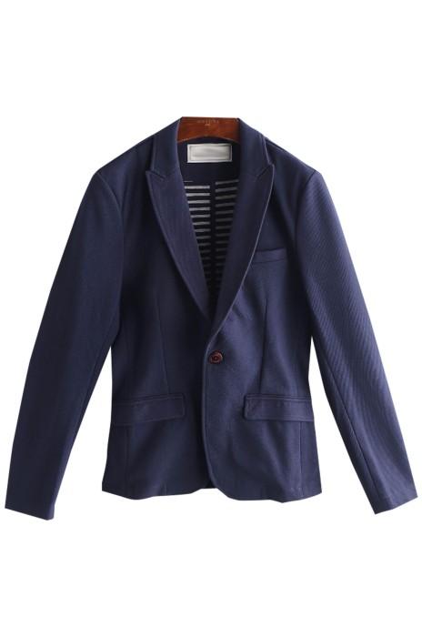 SKMS023  訂購百搭休閒西裝 時尚西裝   男士針織西服