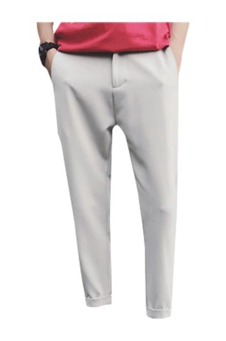 SP002  男士西褲春秋   墜感垂感西装褲   九分褲男韓版    八分小腳修身悠閒褲