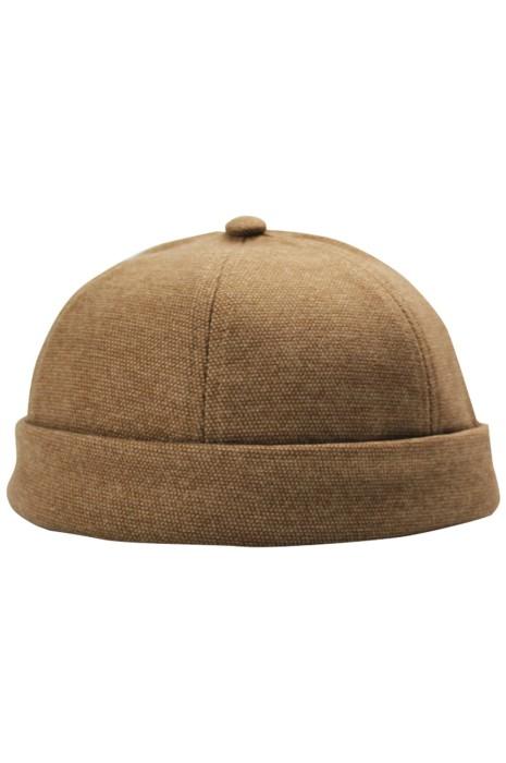 訂製無邊帽 時尚設計街頭復古透氣帽 無邊帽中心 SKBSC002