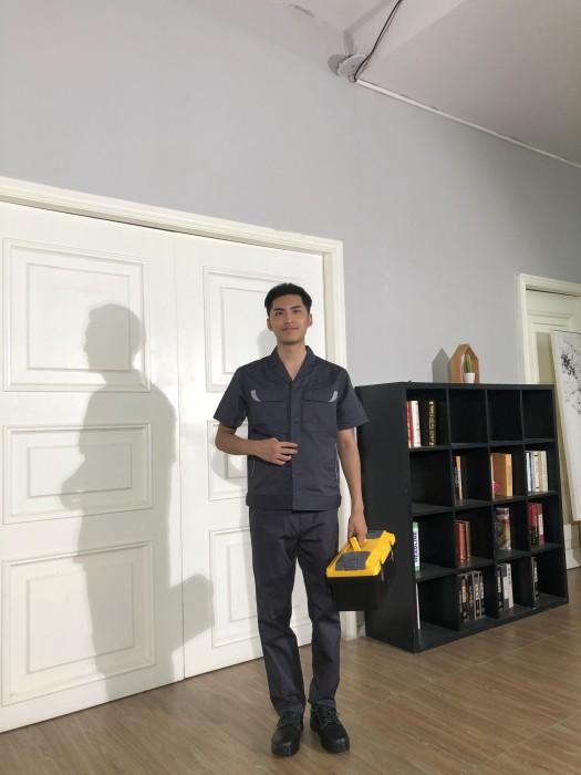 模特展示-酒店維修制服