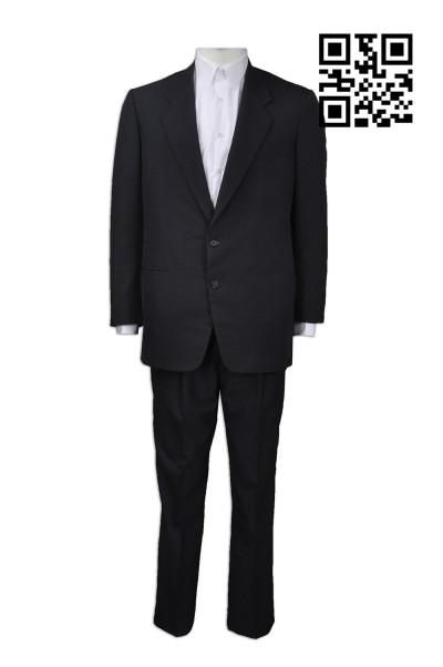 Make tailor suit style HK real estate company uniforms ...
