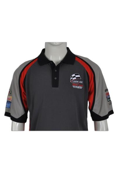 2e0b9fa55bae ... DS031 custom design darts uniforms polo shirts detail view-1 ...