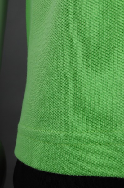 P1090 Make a net color Polo shirt Hong Kong Gifted Education College Polo shirt manufacturer  detail view-6