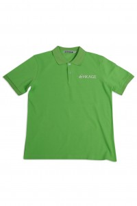 P1090 Make a net color Polo shirt Hong Kong Gifted Education College Polo shirt manufacturer  detail view-7