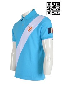 P501 Rugby polo sports polo shirt company polo tailor made team polos personal designs polo tee embroidery shirts supplier