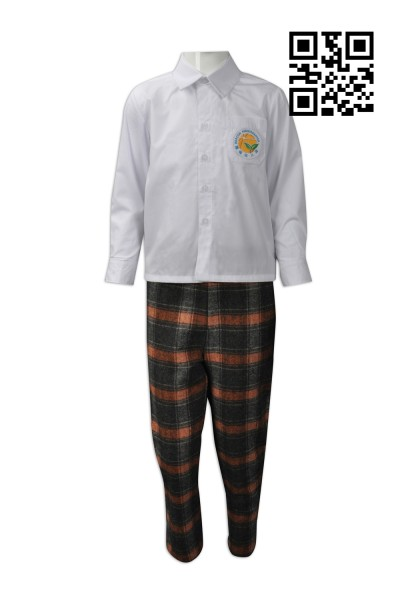 Tailor-made children's school uniform design kindergarten school