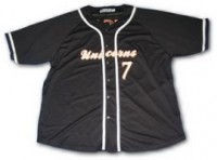 W018 Baseball shirt made hong kong