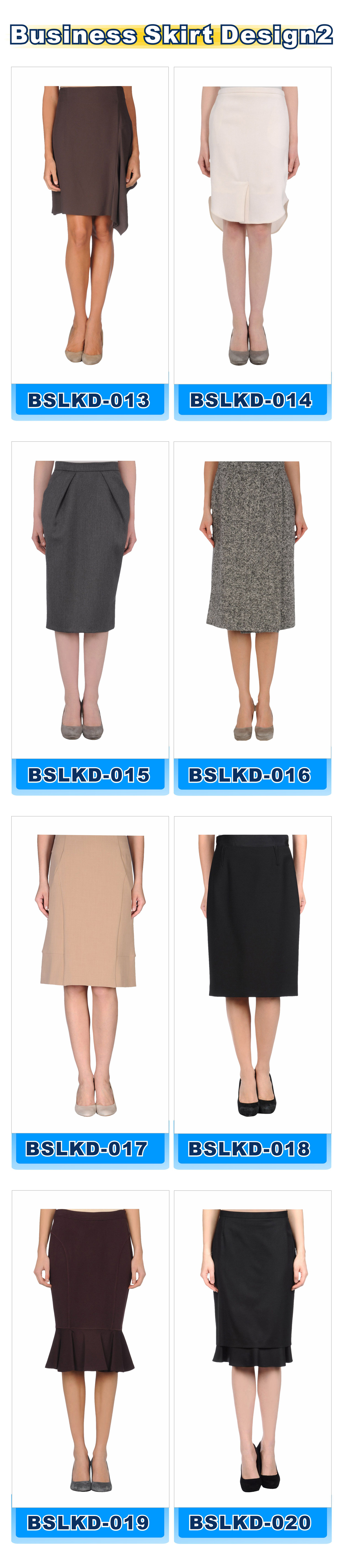 business skirts design2-20121101