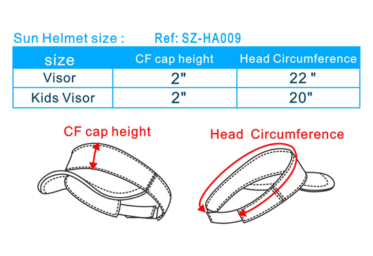 Sun Helmet