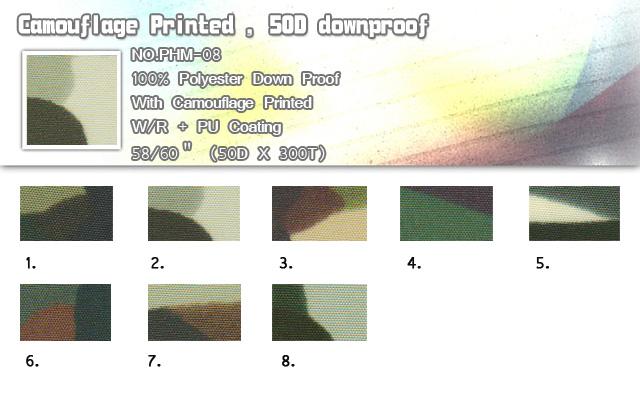 50D downproof