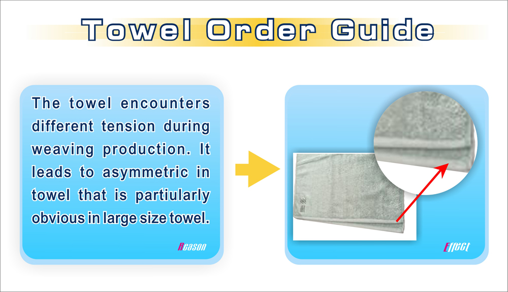 Towel Order Guide